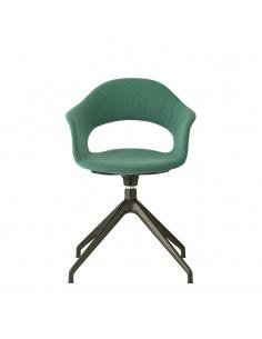 Sedia su trespolo girevole LADY B POP 2599 - Scab Design