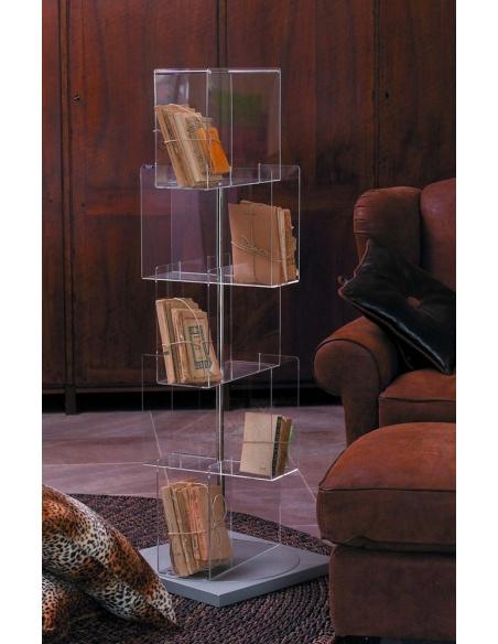 Libreria multiuso modello BABELE CL 997 di Emporium