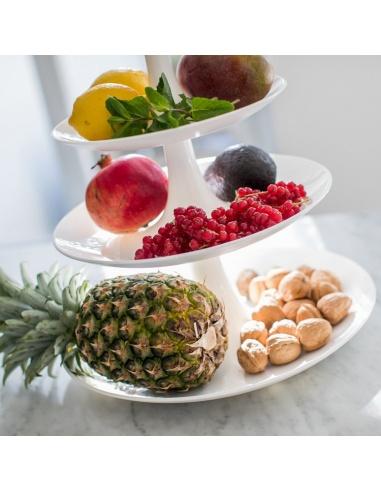 Portafrutta/ Alzatina modello BABELL...