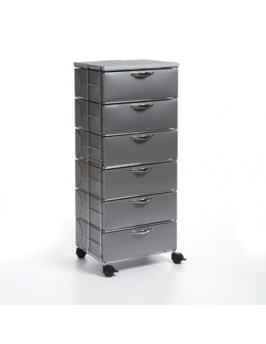 Cassettiera modello ISOTTA CL 717 big 6 cassetti di Emporium