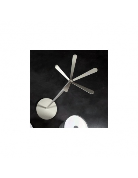 Appendiabiti modello JUTA CL 227 in bianco verniciato di Emporium
