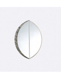 Specchio da parete modello FOGLIA CL2012 di EMPORIUM