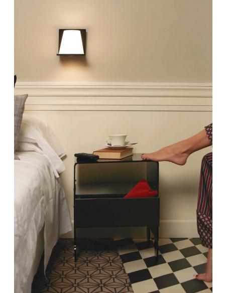 Comodino da camera da letto modello NAIF 10 - 11 -12 di Emporium
