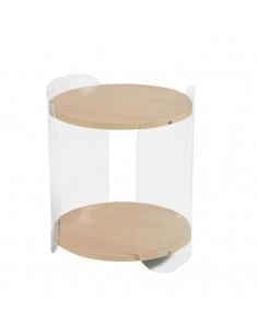 Tavolino medio h. 49 cm modello ALVIN di Emporium