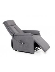 Poltrona recliner relax in tessuto modello Sveva