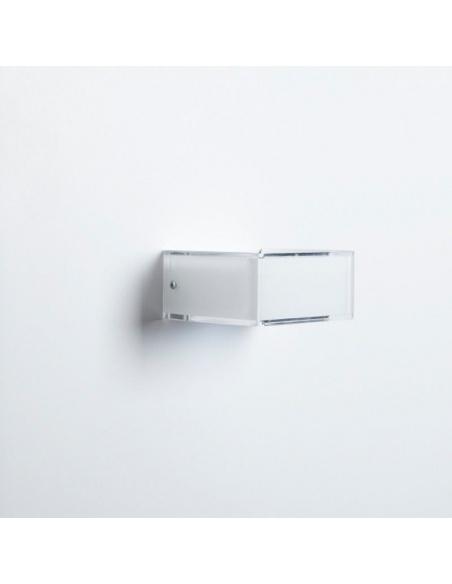 Applique a 2 luci modello DOMINO CL 587 di Emporium