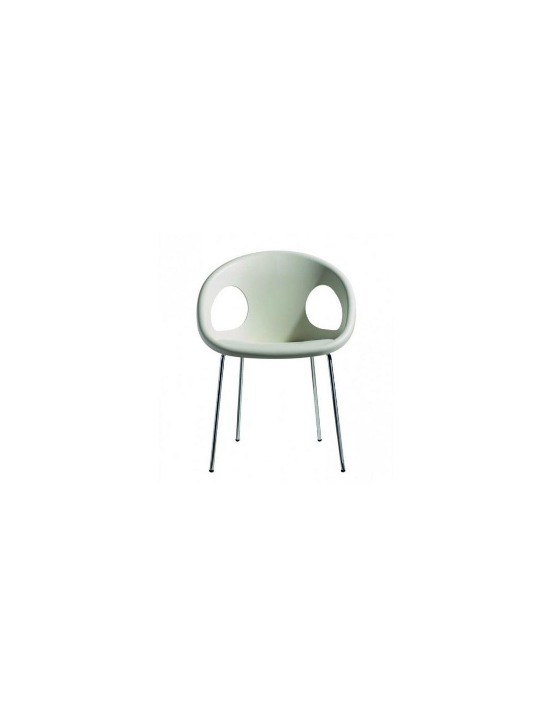 Sedia DROP 2682 4 gambe - Scab Design