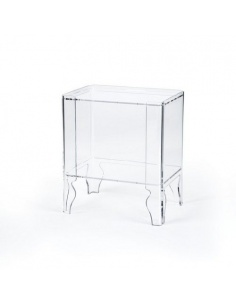 Comodino bedside table MODELLO NAIF 1 CL 199 di Emporium