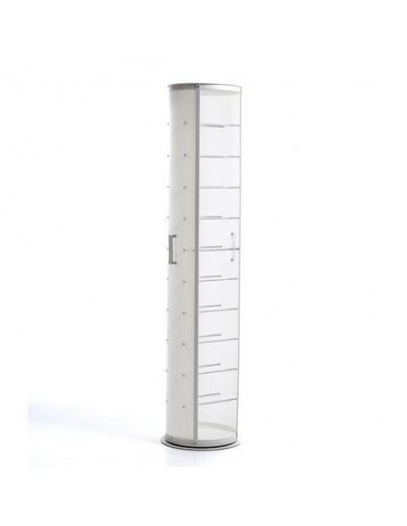 Scarpiera modello POP WHITE CL 850 bianco di Emporium - Slim Salvaspazio