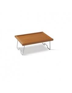 Vassoio da letto in legno modello MELFO 470 di Arredamenti Italia
