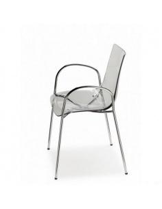 Sedie ZEBRA ANTISHOCK 2605 braccioli - Scab Design - minimo 2 pezzi