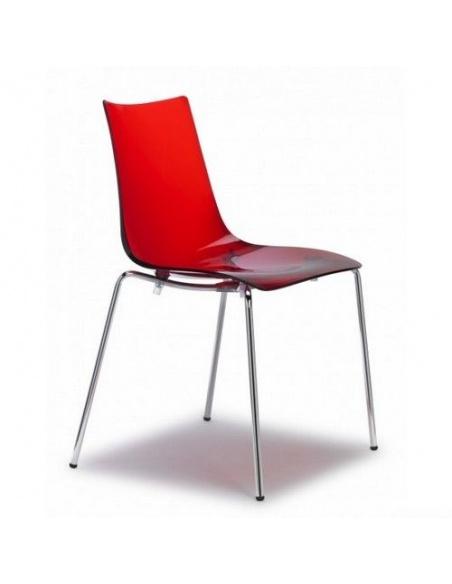 Sedia ZEBRA ANTISHOCK 2273 4 gambe - Scab Design