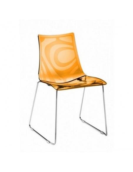 Sedia ZEBRA 2271 slitta - Scab Design