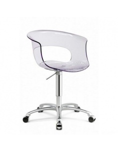 Sedie MISS B office ANTISHOCK 2694 ruote - Scab Design