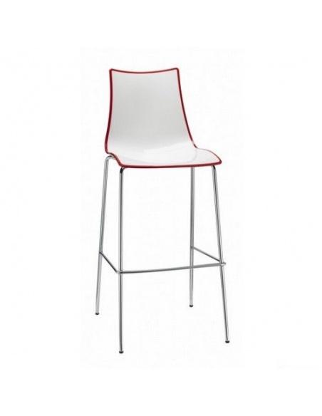 Sgabello ZEBRA BICOLORE 2560 - Scab Design