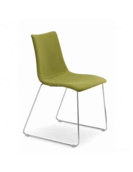 Sedia ZEBRA POP 2641 slitta - Scab Design