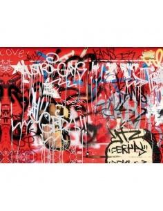 Quadro street art modello GRAFFITI 1318 di Artempo