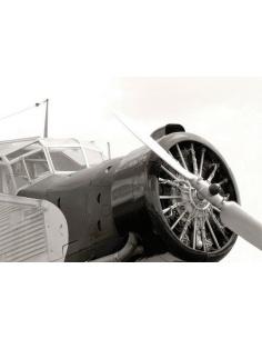 Quadro fotografia modello AEREO 1297 di Artempo