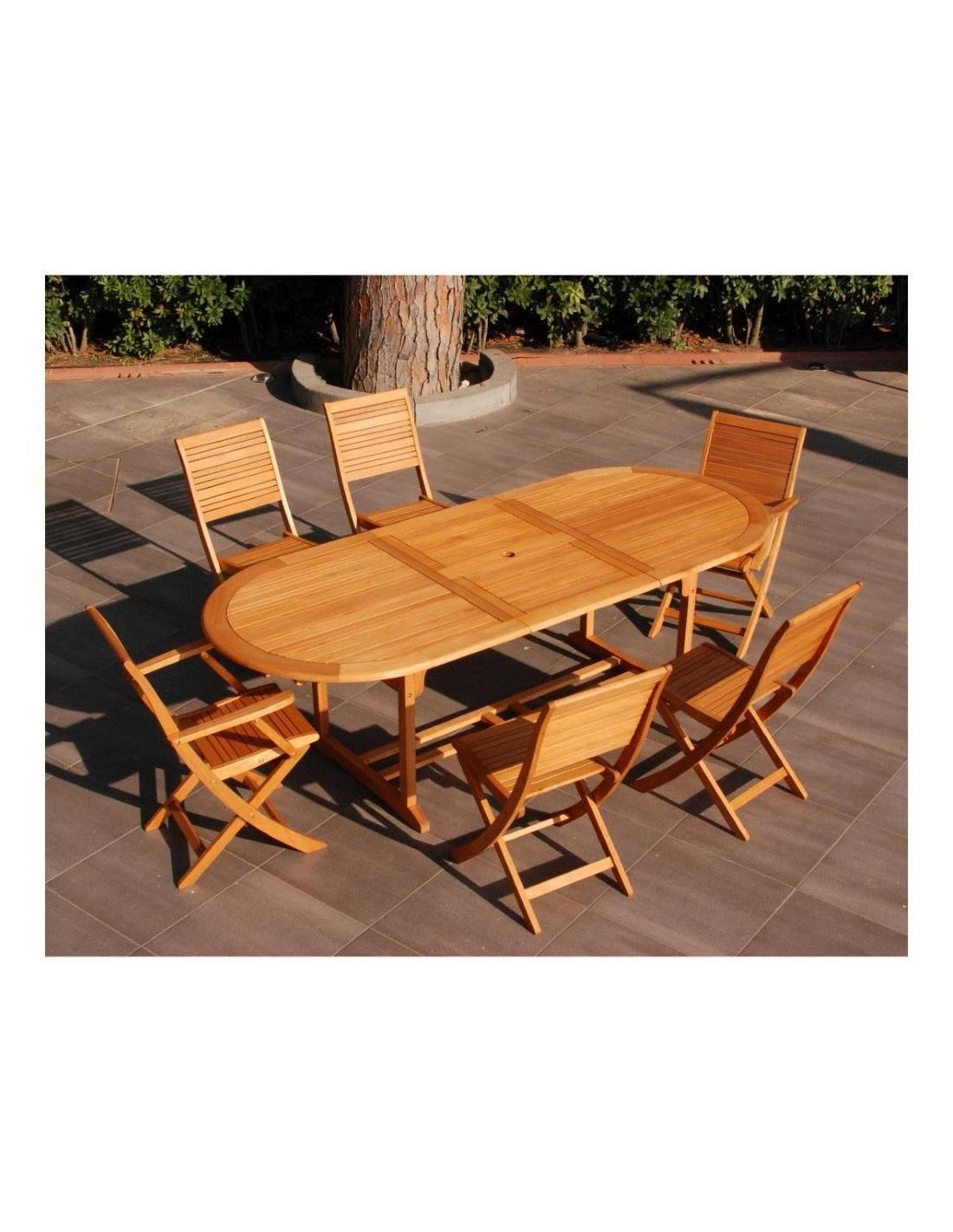 Tavolo california 180 240x100 cm casa e stile arredamenti for Tavolo e sedie per terrazzo