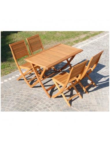 Tavolo Da Giardino 120 X 70.Tavolo California 120x70 Cm Casa E Stile Arredamenti