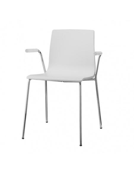 Sedie ALICE con braccioli aperti 2674 - Scab Design