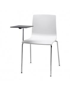 Sedie ALICE CHAIR con tavoletta scrittoio antipanico 2678 - Scab Design