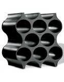 Portabottiglie/cantinetta componibile di Koziol in polipropilene