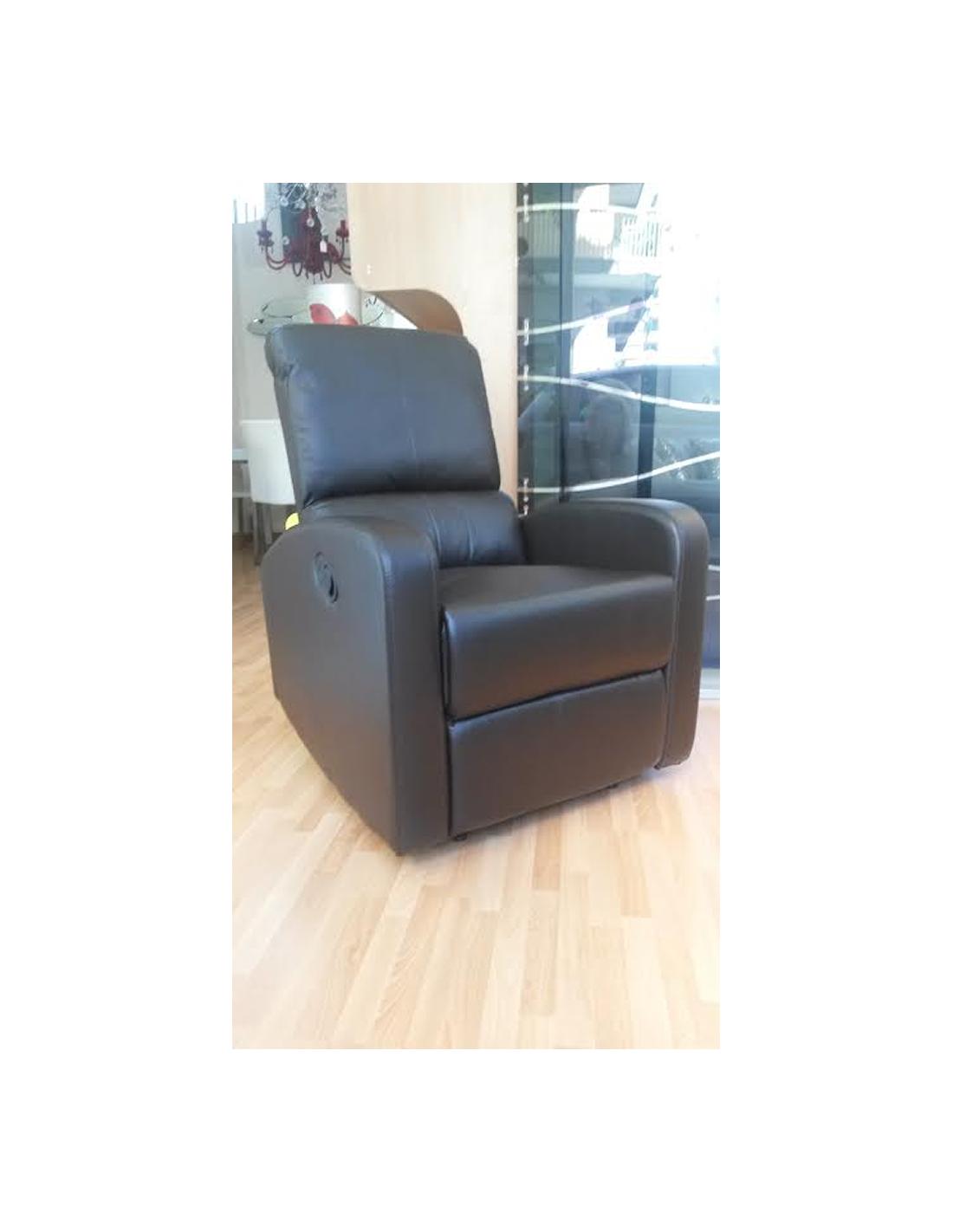 Poltrona relax recliner modello camilla for Prezzi poltrone
