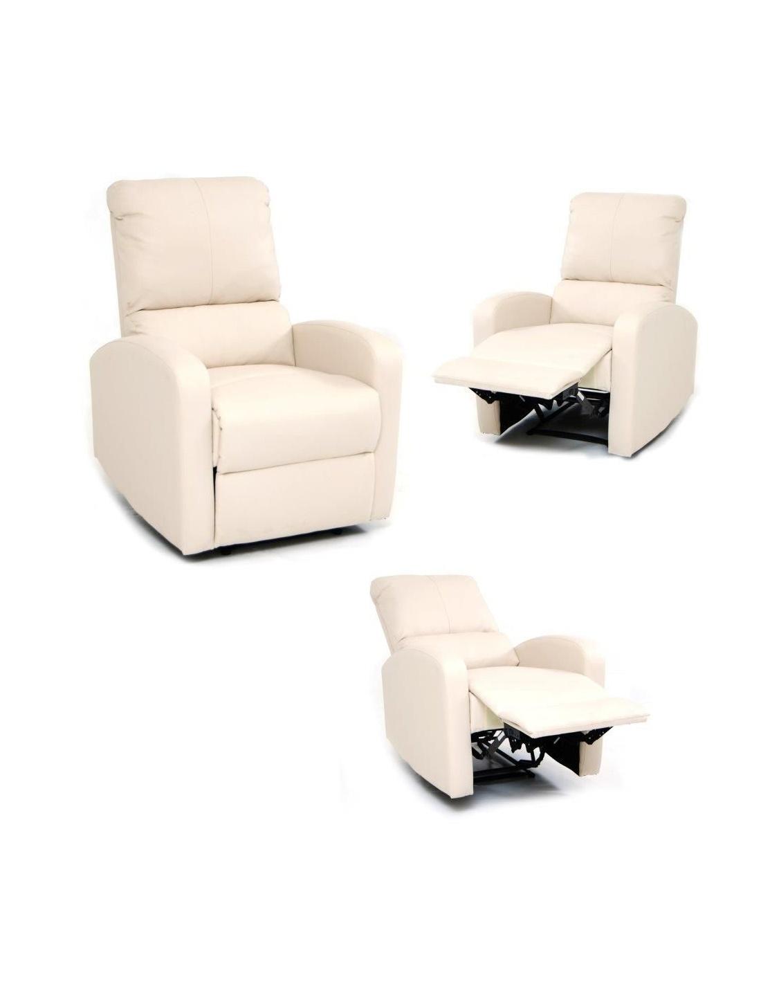 Poltrona relax recliner modello camilla for Poltrone relax amazon
