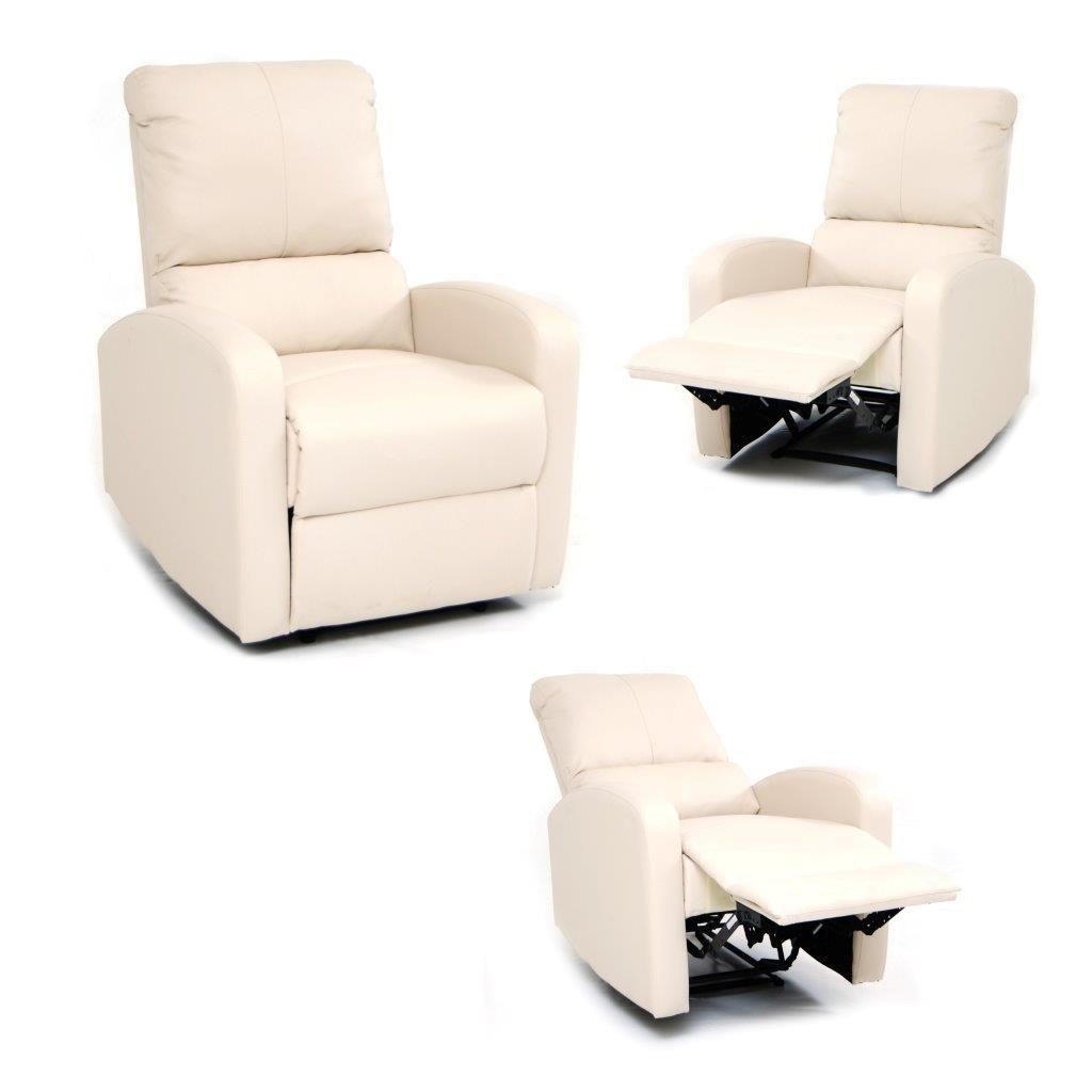 Poltrona relax recliner modello camilla - Poltrone relax design ...