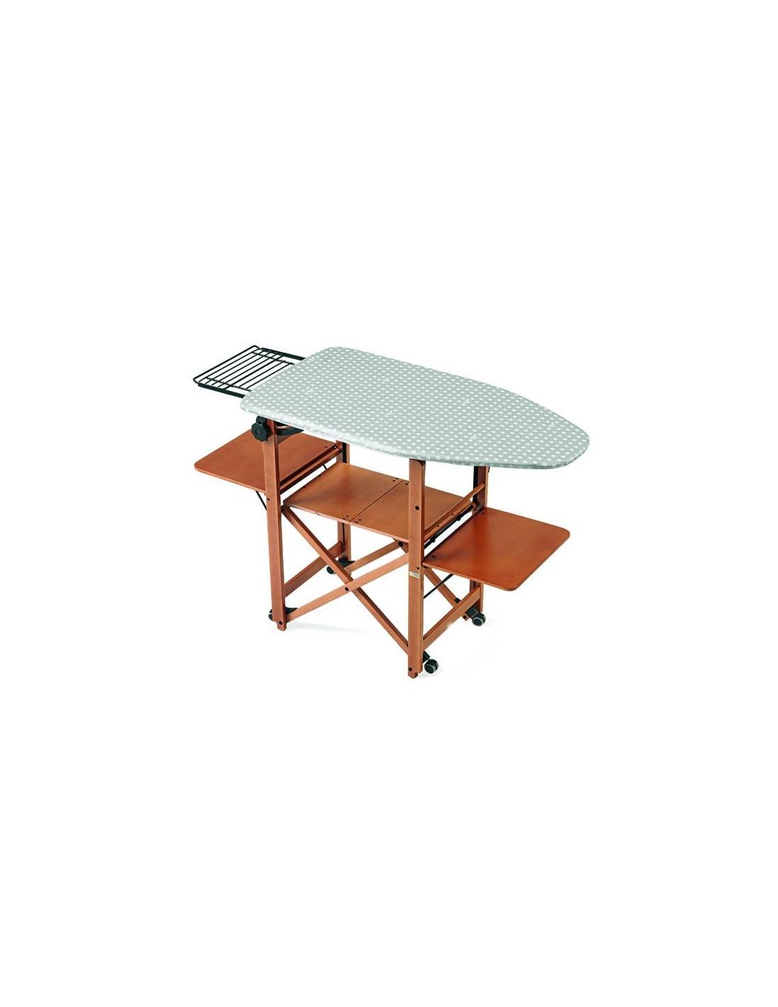 Asse da stiro in legno modello bravo 620 di arredamenti italia - Asse da stiro da tavolo ...