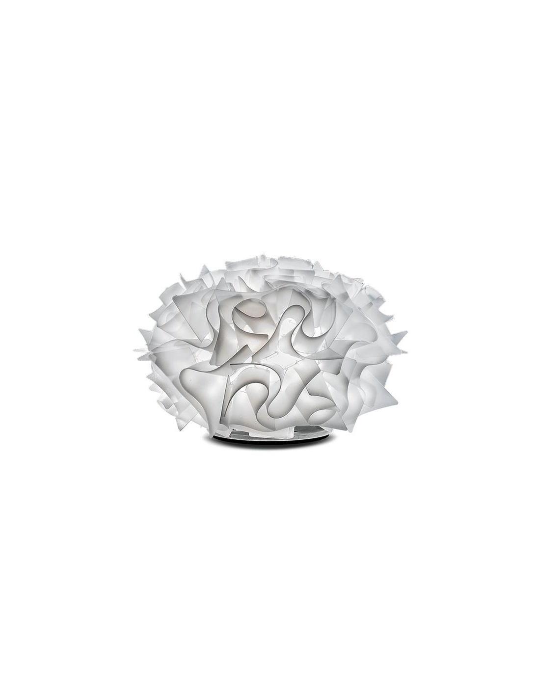 Lampada da Tavolo di design modello Veli Table 32 cm di Slamp