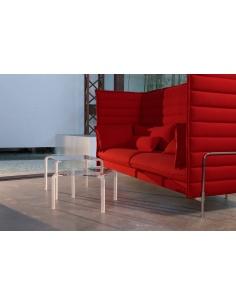 Tavolino modello FINNY 5 CL 215 quadrato alto di Emporium