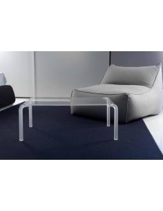 Tavolino modello FINNY 6 CL 216 rettangolare di Emporium