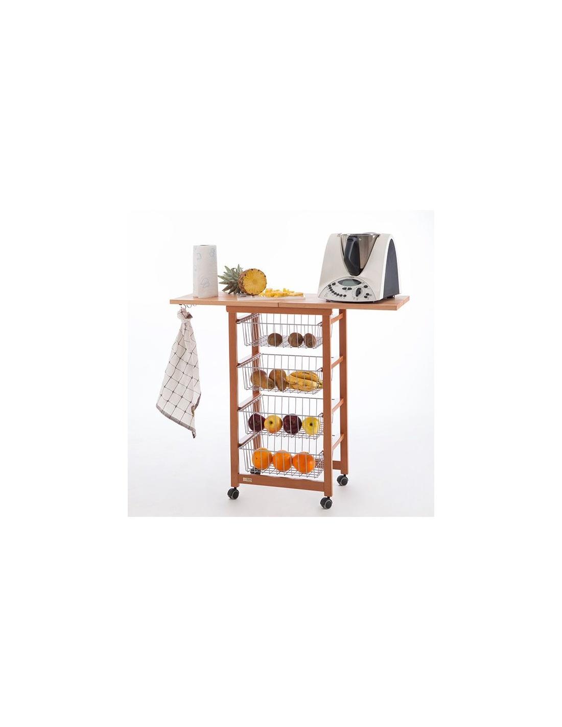 Carrello Da Cucina Modello Gastoncino 518 Di Arredamenti