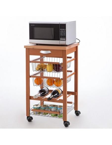 Carrello da cucina modello ARTURO 540 di Arredamenti Italia