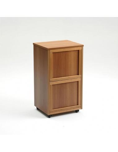 Contenitore differenziata madera 4 874 arredamenti italia for Arredamenti italia