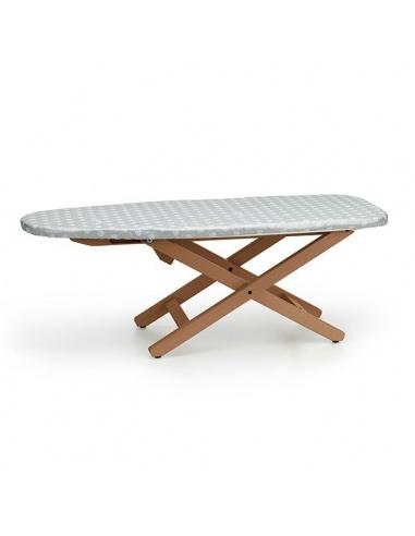 Asse da stiro in legno modello ministyro 637 di for Arredamenti italia