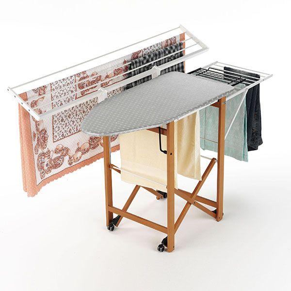Asse da stiro e stendibiancheria mod kolossal di - Foppapedretti tavoli pieghevoli ...