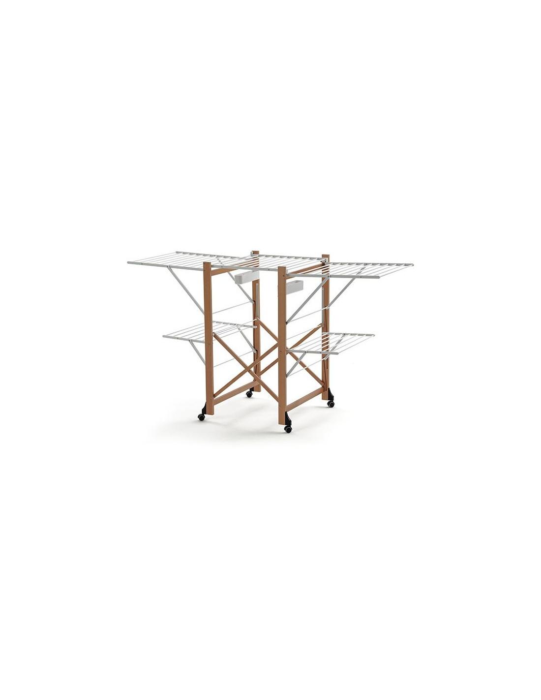 stendibiancheria in legno modello gabbiano 600 di