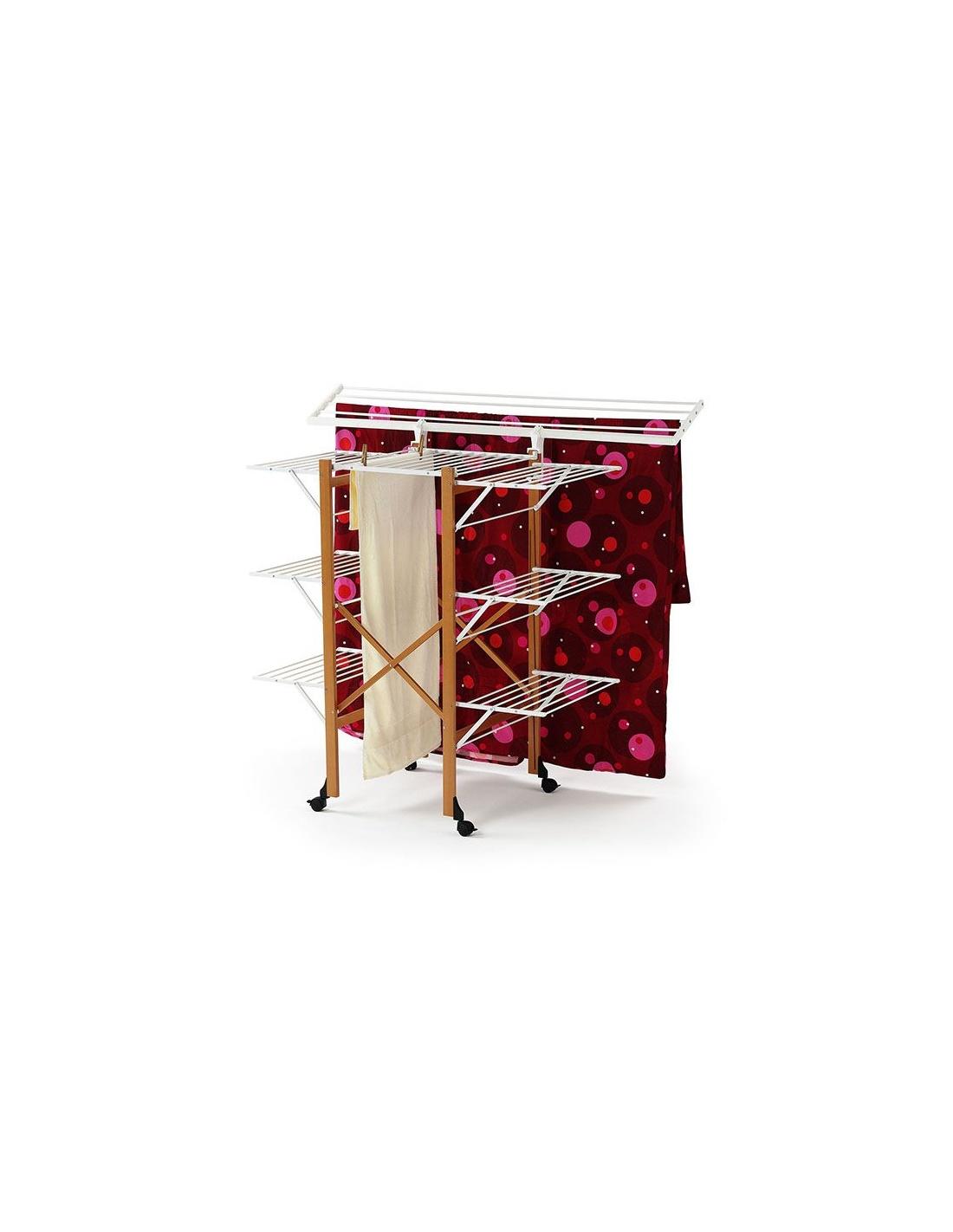 Stendibiancheria in legno richiudibile gabbiano 600 for Arredamenti italia