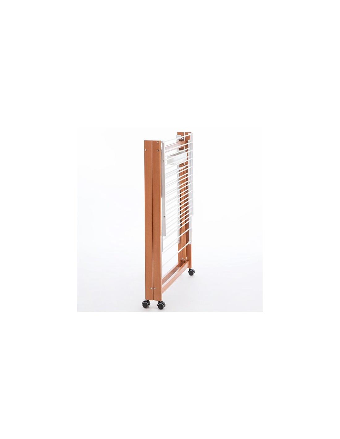 Stendibiancheria in legno richiudibile airone 999 for Arredamenti italia