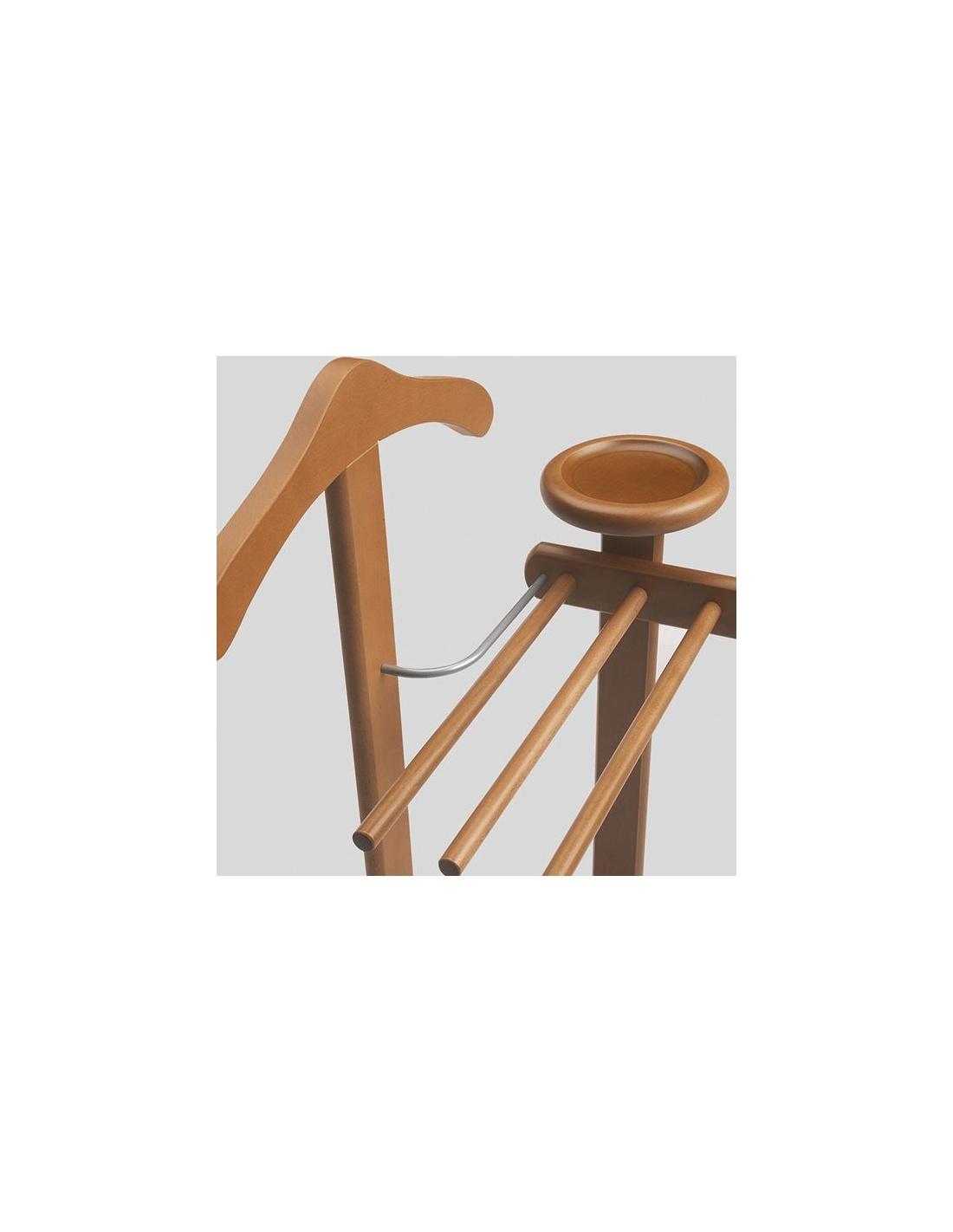 Indossatore Camera Legno Akia : Indossatore in legno modello antimo di arredamenti italia