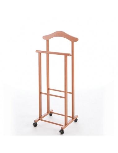 Indossatore in legno da camera atri 102 arredamenti italia servomuto - Appendiabiti da camera da letto ...
