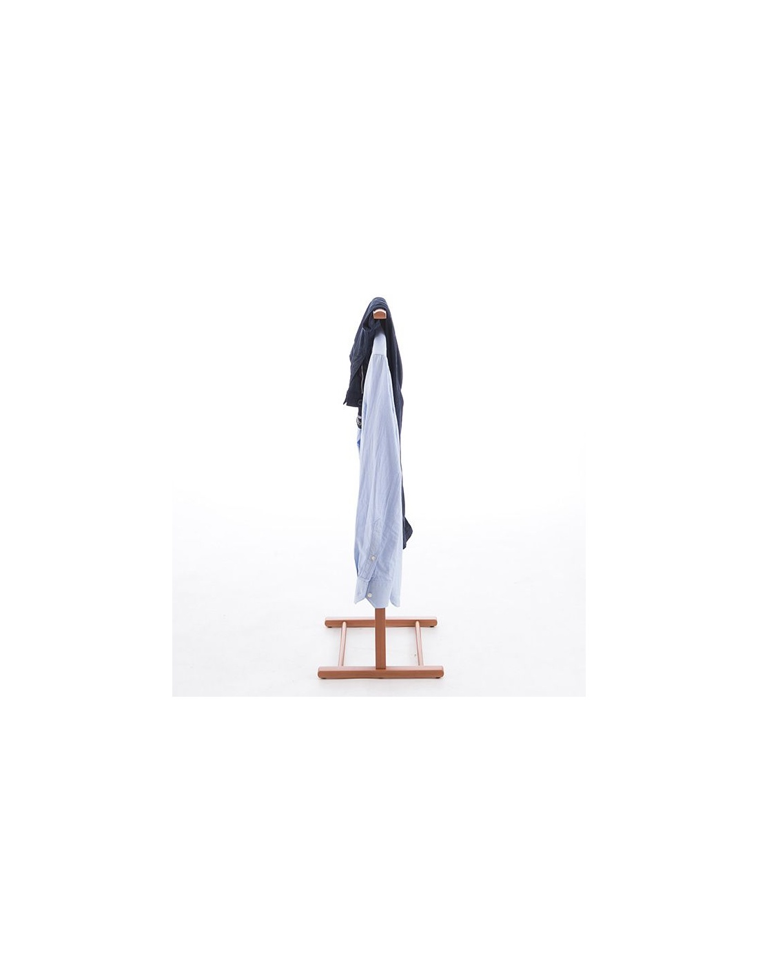 Indossatore in legno da camera mod simply 101 di for Arredamenti italia