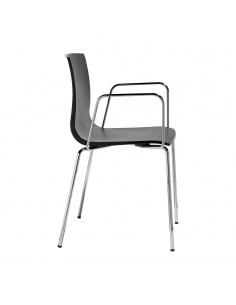 Sedie ALICE con braccioli 2676 - Scab Design