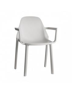 Sedie Più con braccioli 2335 - Scab Design