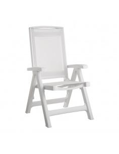 Sedia a sdraio Esmeralda Lux 2067 SCAB Design