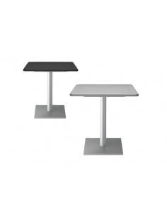 Tavolo DODO 70x70 base quadrata - Scab Design