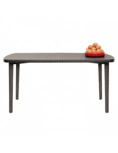 Tavolo ORAZIO 160x90 quadrato - Scab Design